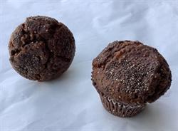 Picture of Chocolate & Pear Quinoa Muffin