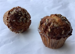 Picture of Carrot & Seed Muffin