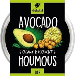 Picture of Avocado Houmous dip