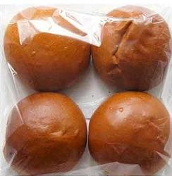 Picture of Brioche Burger Buns (vegan) x 4