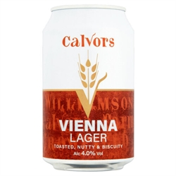 Picture of Amber Vienna Lager
