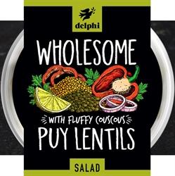 Picture of Puy Lentils & Couscous Salad (185g)
