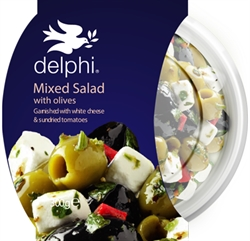 Picture of Mixed Salad w/ Olives (300g)
