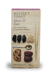 Picture of Plum & Date Millers Toast (100g)
