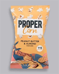 Picture of Peanut Butter & Almond Popcorn (90g)