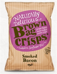 Picture of Smoked Bacon Crisps (150g)