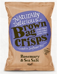 Picture of Rosemary & Sea Salt Crisps (150g)