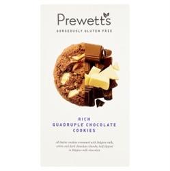 Picture of Quadruple Chocolate Cookies (150g)