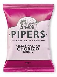Picture of Kirkby Malham Chorizo Crisps (150g)
