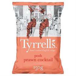 Picture of Posh Prawn Cocktail Crisps (150g)