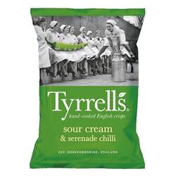 Picture of Sour Cream & Serenade Chilli Crisps (150g)