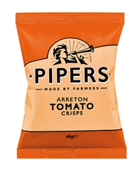 Picture of Areton Spicy Tomato Crisps (150g)