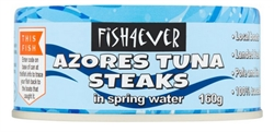 Picture of Tuna Steaks in Spring Water (160g)