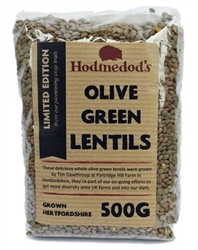Picture of Olive Green Lentils (500g)