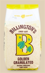 Picture of Billingtons Golden Granulated Sugar (1kg)