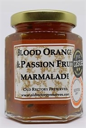 Picture of Blood Orange & Passionfruit Marmalade (220g)