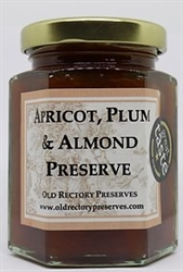 Picture of Apricot, Plum & Almond Preserve (220g)