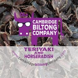 Picture of Teriyaki and Horseradish Biltong (32g)