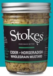Picture of Cyder & Horseradish Mustard (200g)
