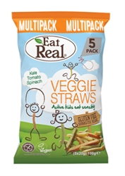Picture of Kiddie Straws Multipack (5x20g)