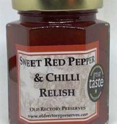 Picture of Sweet Red Pepper & Chilli Relish (220g)