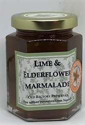 Picture of Lime & Elderflower Marmalade (220g)