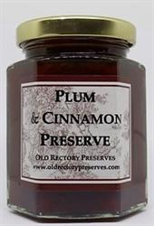 Picture of Plum & Cinnamon Preserve (220g)