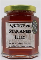 Picture of Quince & Star Anise Preserve (220g)