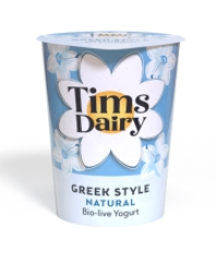 Picture of Greek Style Bio Live Yogurt  (500g)