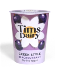 Picture of Greek Style Yogurt with Blackcurrants (450g)