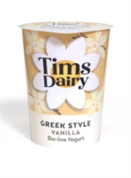 Picture of Greek Style Yogurt with Vanilla (450g)