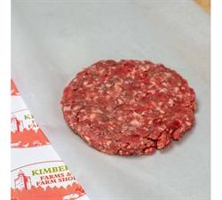 Picture of Venison Burgers x 4