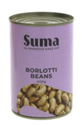 Picture of Borlotti Beans (400g)