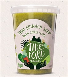 Picture of Thai Spinach Soup with Chille & Lime (600g)