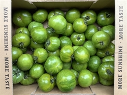 Picture of Green Tiger Tomatoes