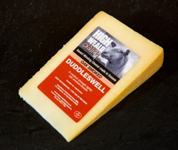 Picture of Smoked Duddleswell Hard Sheep's Cheese (apx. 125g)