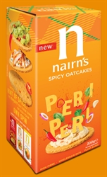 Picture of Nairn's Peri Peri Oatcakes (200g)