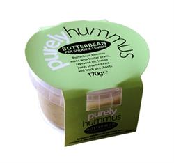 Picture of Butterbean, Peashoot & Lemon Hummus (170g)