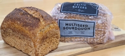 Picture of Organic Multiseed Sourdough TIN (500g Sliced)