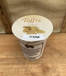Picture of Live Creamy Toffee Yogurt
