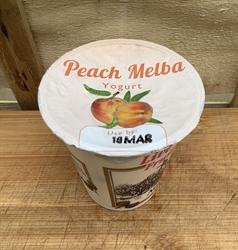 Picture of Live Creamy Peach Melba Yogurt