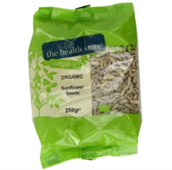 Picture of Organic Sunflower Seeds