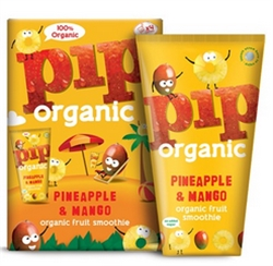 Picture of Kids Pinnaple & Mango Smoothie