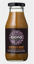 Picture of Biona Sweet Soy Stir Fry Sauce 240ml