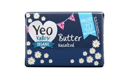 Picture of Yeo Valley unsalted Butter