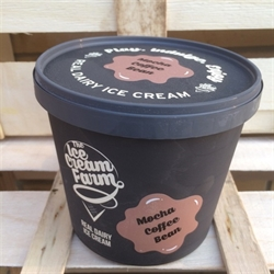 Picture of Bakewell Tart Ice Cream (1000ml)