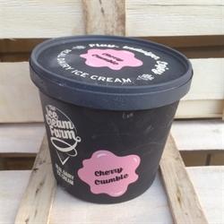 Picture of Cherry Crumble Ice Cream (1000ml)