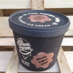 Picture of Mocha Coffee Bean Ice Cream (1000ml)