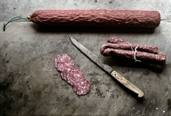 Picture of Cracked Black Pepper Salami
